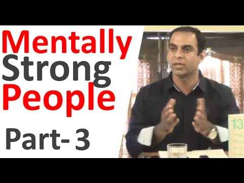Mentally Strong People: They Don't Give Away Their Power  | Part-3