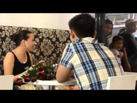 Wedding proposal of Mr. Jed Maliwanag to Ms. Elaine Lo