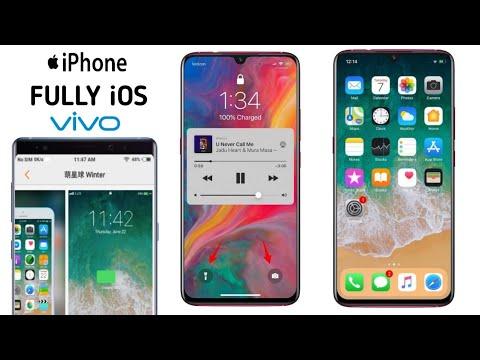 Vivo Theme : FULLY iOS Theme For Vivo V11, V9, V7, V5, V3 AND ALL