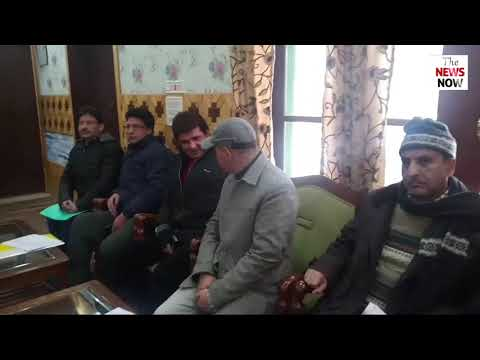 DDC Kupwara Anshul Garg reviews arrangements for Pulse Polio Immunization Program