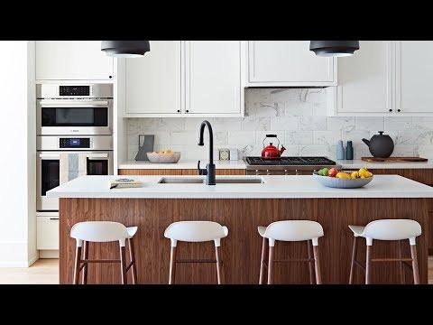 Interior Design — Modern + Vintage Kitchen Design