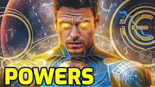 Eternals | All Powers Explained [WAY MORE POWERFUL THAN THE AVENGERS]