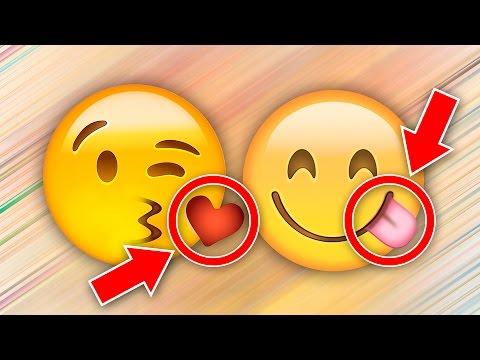 10 Hidden Meanings Of Emojis