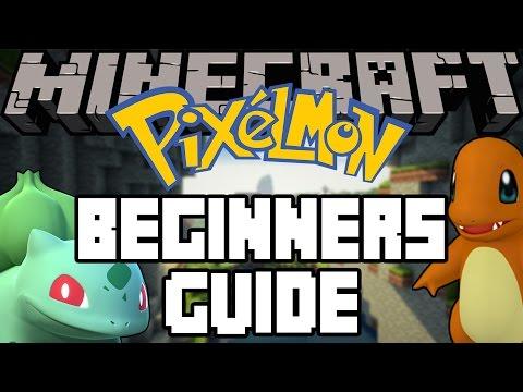 Minecraft Pixelmon   Tips and Tricks Beginner's Guide!