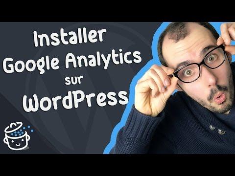 Comment installer Google Analytics sur un site WordPress 🔎