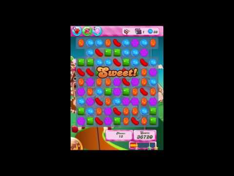 Candy Crush Saga Level 149 Walkthrough