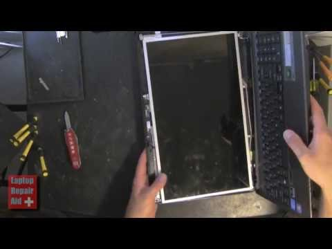 ACER ASPIRE 5750G LCD SCREEN REMOVAL
