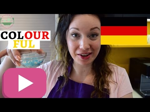 GERMAN PAPAGEIENKUCHEN vs. Rainbow Cake | Colourful Cake from GDR