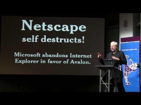 Crockford on JavaScript - Episode IV: The Metamorphosis of Ajax