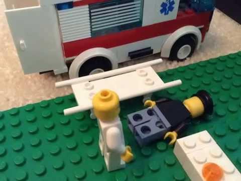 Lego Broken Arm