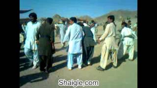 Balochi dhol chaap april 2013 created by Sanul at Nushki football ground