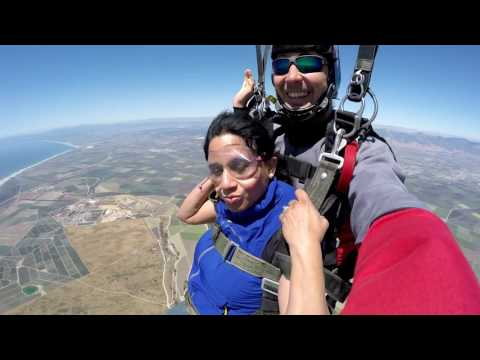 Darshana Sky Diving Monterey Bay 20170604