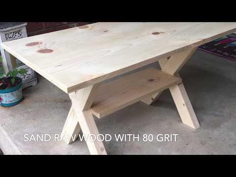 Create Driftwood Look!