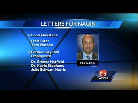 Letters sent to judge, asking for leniency in Nagin sentencing