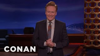 Conan On The Most Eloquent Statement Ever Made By George W. Bush  - CONAN on TBS