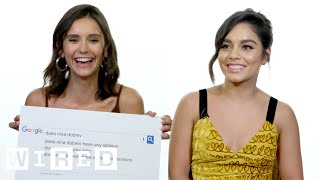 Nina Dobrev, Vanessa Hudgens & the