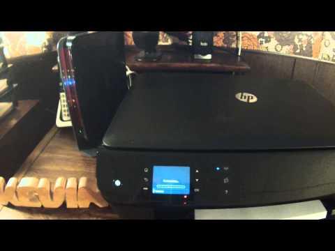 HP Envy 4502 Wirless Printer