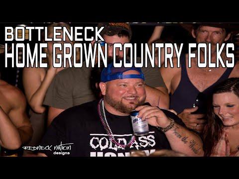 Bottleneck - Home Grown Country Folk (Official Video)
