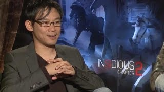 Director James Wan Talks 'Fast and Furious 7' - EXCLUSIVE!