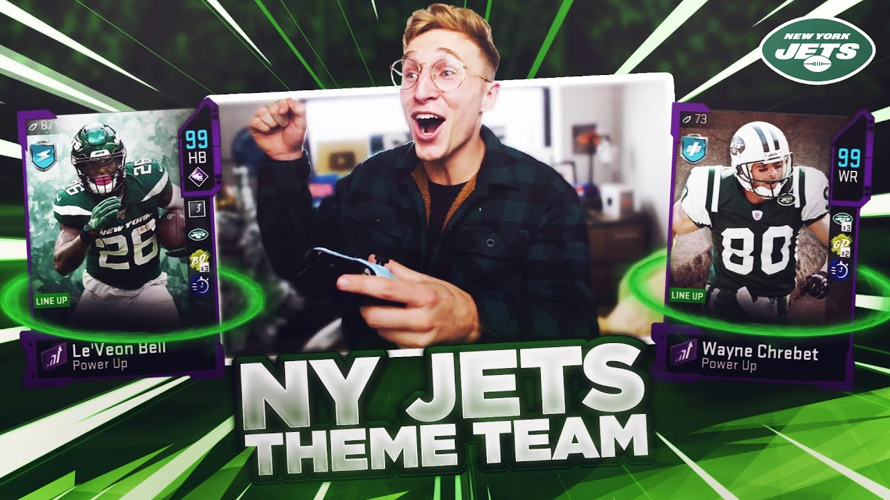 The All-Time Jets Team!