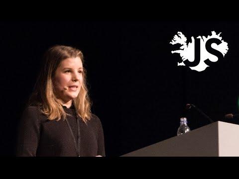 Carolyn Stransky: Humanizing Your Documentation   JSConf Iceland 2018