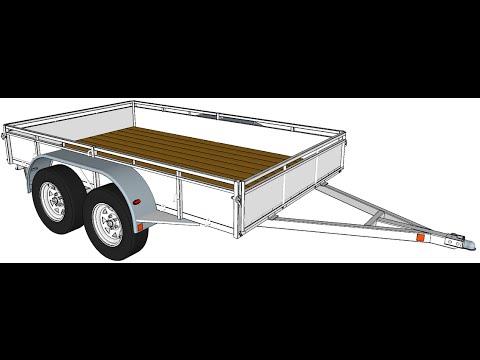 6x10 utility trailer