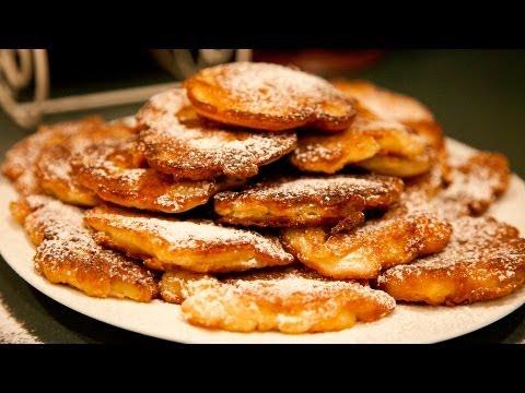 Yeast Apple Pancakes Racuchy Drozdzowe Z Jablkami Anias