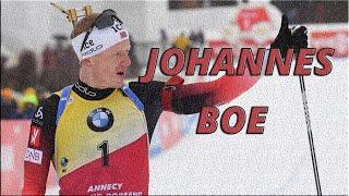 JOHANNES BOE   NOR BIATHLET