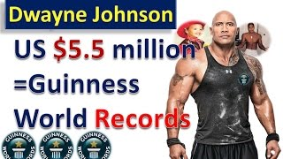 The Rock Biography or life story in Hindi | Dwayne Johnson Success story |