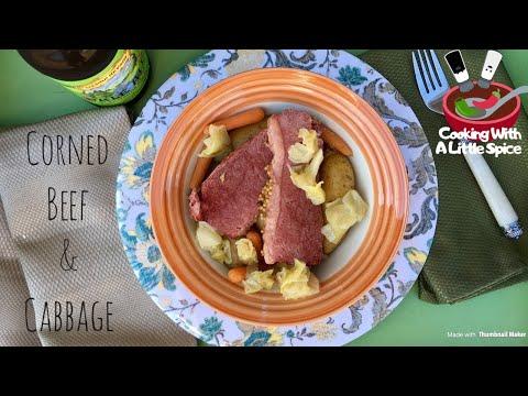 Easy Corned Beef Recipe Instant Pot