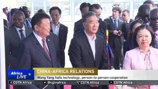 Wang Yang hails China-Kenya cooperation
