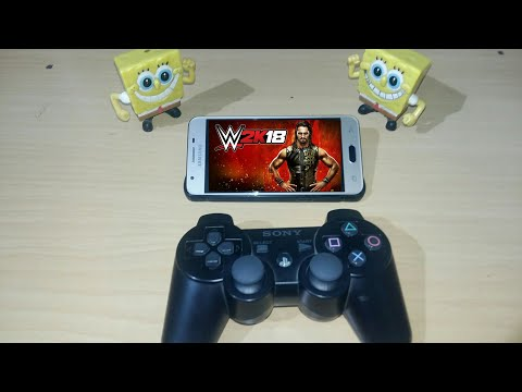 How to connect ps3 controller to android without root in 2 minutes   December 2017