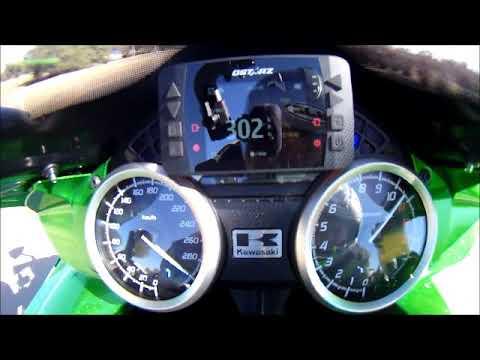 2012 ZX14 Top Speed.wmv