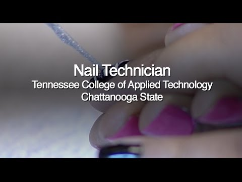 ChattState's TCAT-Nail Technician