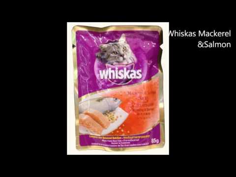 Whiskas Pouches Seafood