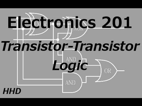 Electronics 201: Transistor Transistor Logic