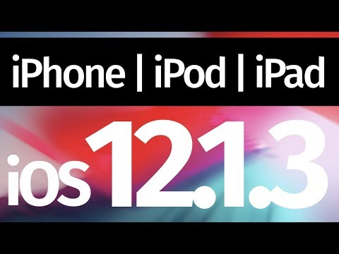How to Update to iOS 12.1.3 - iPhone iPad iPod touch