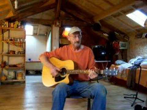 Jim Bruce Ragtime Blues Guitar - Destruction in this Land - Rev Gary Davis Cover
