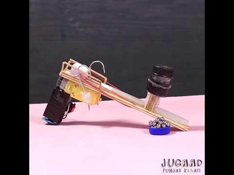 DIY Fully Automatic Electric Gun