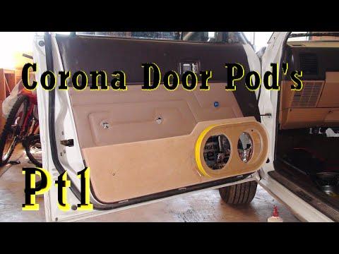 Custom Doors Pods For Dual 6.5