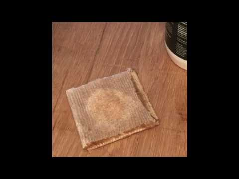 Cleaning coffee stains on a silk rug