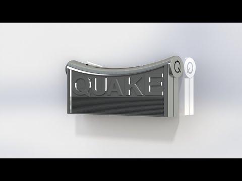 Atari Jaguar Quake Cart