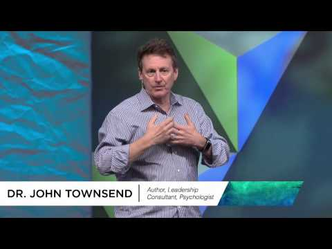 Spiritual and Emotional Roots and Treatment of Addiction - Dr. John Townsend
