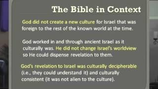 Pt  3] UNSEEN REALM SEMINAR w/ Dr  Michael S  Heiser: Jesus, Cosmic