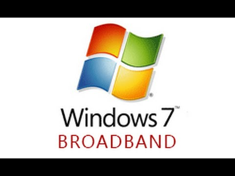 How to Disable and Enable Your Internet Connection(Windows7)