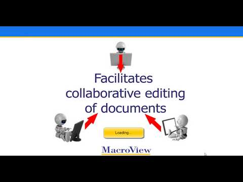 Collaborative Editing of Documents in SharePoint