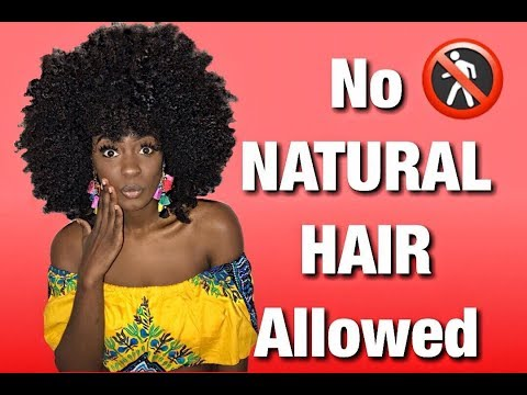 HARASSED because of My Natural Hair | Why I Quit My Job