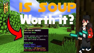 Is Soup Worth A Buy?? [Hypiel- The Pit]