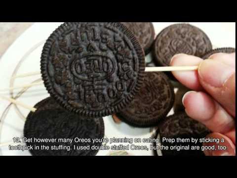Make Easy Deep Fried Oreos - DIY Food & Drinks - Guidecentral