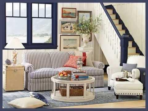 Cool American living room design